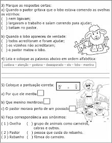 ATIVIDADES PARA APOIO PEDAGÓGICO: Textos fundamental I Portuguese Lessons, Professor, Sheet Music, Bullet Journal, 1, Poetry Activities, Preschool Literacy Activities, Reading Activities, Lesson Plans For Elementary