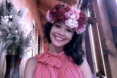 Flower crown, beautiful Day!