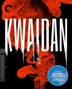 Kwaidan - Blu-Ray (Criterion Region A) Release Date: October 20, 2015 (Amazon U.S.)