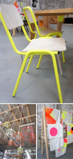 Koskela_2 cute chairs for Charlie's desk