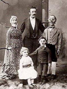 Raras fotografias antiguas de circo [Megapost]