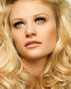 golden blonde hair color -