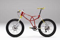 Pelagro Bike im Ducati-Stil