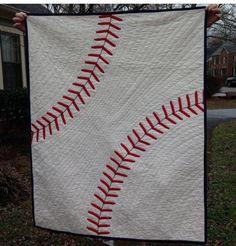Baseball quilt!