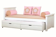Fairytale Flower Maja Deluxe bed with extra bed by Hoppekids