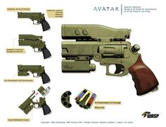 Ninja Weapons, Sci Fi Weapons, Weapon Concept Art, Weapons Guns, Fantasy Weapons, Martial, Avatar Movie, Future Weapons, Shadowrun