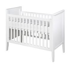Alex Crib #baby #nursery #royalty #furniture