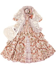 Pinkhouse company outfit. Very very expensive but worth trying to recreate for cheaper! so pretty...love it
