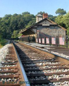 Train Station, Ellicott City, MD