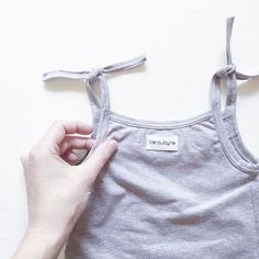 ➕ label details ➕ The back of the grey that is new in the shop 💙 Pre-order and flat rate shipping on the new collection ends Sunday xx Flat Rate, 21st, Sunday, Handmade Items, Label, Rompers, Grey, Instagram Posts, Collection