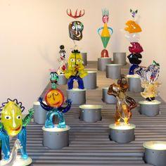 Juan García Ripollés glass sculptures