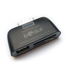 Connection Kit 4 in 1 for Samsung Galaxy Tab 1, Galaxy Tab 2 and Galaxy Note 10.1 (no Note 10.1 Model 2014)