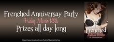 TLBC's Book Blog: Frenched Anniversary party all day today! PRIZES!!...