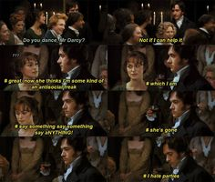 Darcy's Inner Struggles,