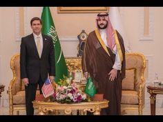 وزير الدفاع الأمريكي يصل السعودية والأمير خالد بن سلمان في استقباله - YouTube Princess Zelda, Youtube, Fictional Characters, Fantasy Characters, Youtubers, Youtube Movies
