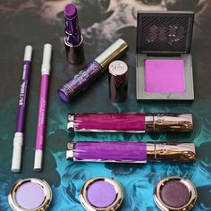 Purple overload here at #UDHQ. #WeDigIt urbandecay.com