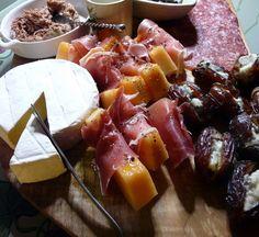 Thibeault's Table: Antipasto Platter