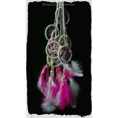 Little beauties  Dreamcatchers made by dreamstudiomumbai  Can be used as Cardecor.. Or pursecharm  From Mumbai, India