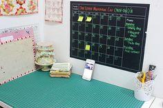 25 organizing ideas for sewing room - The Little Mushroom Cap: A Quilting Blog Sewing Room Organization, Craft Room Storage, Organizing Ideas, Stuffed Mushroom Caps, Stuffed Mushrooms, Bobbin Storage, Quilt Ladder, Ikea Raskog, Scrappy Quilts