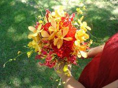 Summer Wedding Flower Arrangements