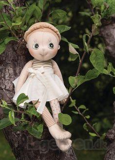 Rubens Barn Økologisk Dukke - Hazel - Fra 0 år.