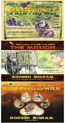 The Plight of Endangered Animals Is Championed in Doreen Ingram's 'My Sanctuary' Series of New Books from SBPRA