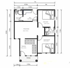 desain rumah minimalis modern type 80 rumah minimalis