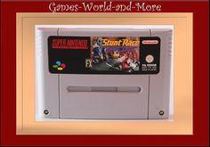 Stunt Race FX für Super Nintendo,SNES,Ansehen!
