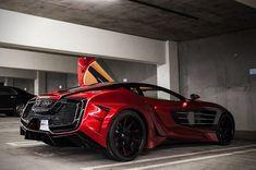 The New Laraki Epitome Supercar - Only $2 Million dollars!
