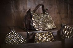 #campomaggi for #stud lovers Stunning bags! @campomaggi @Carlalafashion