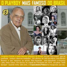 O Blog do JF: O playboy mais famoso do Brasil