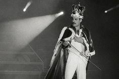 Love me some Freddie Mercury