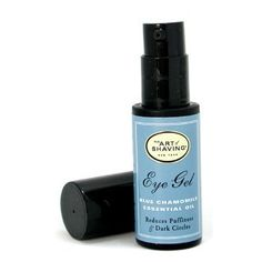 Eye Gel - Blue Chamomile Essential Oil 15ml/0.5oz by The Art of Shaving. $33.24. This beauty product is 100% original.. Formulated with Blue Chamomile essential oil Offers anti-inflammatory effect to sooth & relieve puffiness Horse Chestnut extract eliminates dark circles under eye Red marine algae replenishes moisture to reduce appearance of fine lines Olive & jojoba oils restore skin elasticity Leaves eye zone appear fresh smooth & energized
