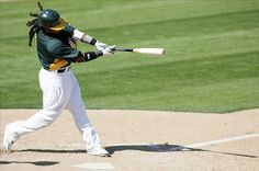 Oakland Athletics Outfielder/DH Manny Ramirez Hits First Spring Homer