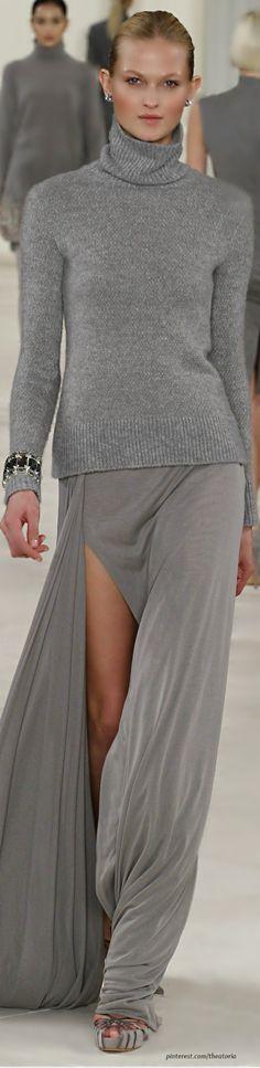 Ralph Lauren FW14 | Minimal + Chic | @CO DE + / F_ORM