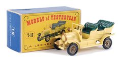 Matchbox Models of Yesteryear No.Y16-1 Spyker Veteran Automobile