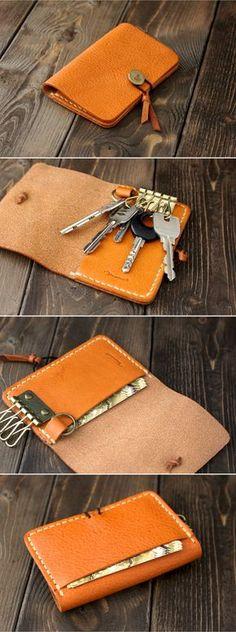 leather key case   Duram Factory