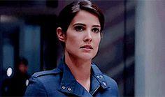 Maria Hill || Captain America: The Winter Soldier || 245px × 145px || #animated #cut-scene