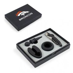 Picnic Time: NFL Denver Broncos Metro Wine Tools. Find your team @ ReadyGolf.com
