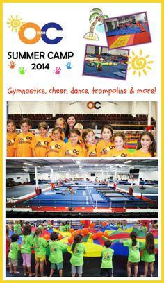 Team OC Summer Camp 2014 [Giveaway!]