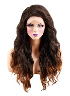 Image of Toffee Lace Front Wig