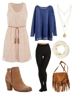 """""""chilly swing"""" by sarahtonins on Polyvore featuring SPANX, maurices, ALDO, H&M, American Eagle Outfitters and Rachel Zoe"""