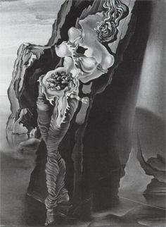 Gradiva - Salvador Dali