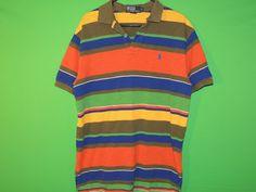 #Polo #RalphLauren #Mens #Large #Striped #ShortSleeve #Shirt #FREEShipping #Fashion #Clothing #Style #Fresh #Dope #Fly