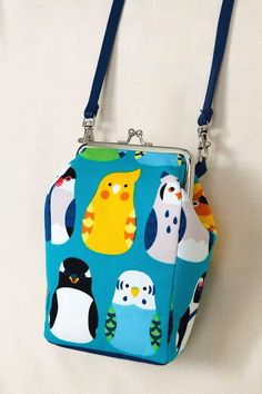 Coin Purse Pattern, Purse Patterns, Sewing Patterns Free, Frame Purse, Diy Purse, Pouch, Wallet, Purses And Bags, Sewing Projects