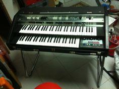 Crumar Haven 61 70's organ restored