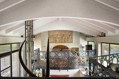 Private House O - Francesca Pagliai  | Photo © Francesca Pagliai [Bedroom loft - Camera da letto. Soppalco]