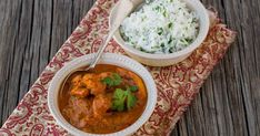 This simple chicken dish is great served with basmati rice and roti. Butter chicken is a very mildly spiced curry a wonderful introduction to the world of spices and Indian cuisine. This is a quick and easy adaptation Chicken Dinner Party Recipes, Oven Chicken Recipes, Healthy Dinner Recipes, Cooking Recipes, Curry Stew, Butter Chicken, Quick Easy Meals, Dinner Ideas, Rhodes