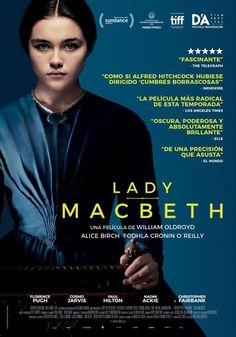 Cinelodeon.com: Lady Macbeth. Comentario.