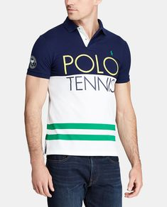 Polo Rugby Shirt, Mens Polo T Shirts, Tee Shirts, Fashion Vocabulary, Moda Online, Superdry, Printed Shirts, Shirt Style, Polo Ralph Lauren